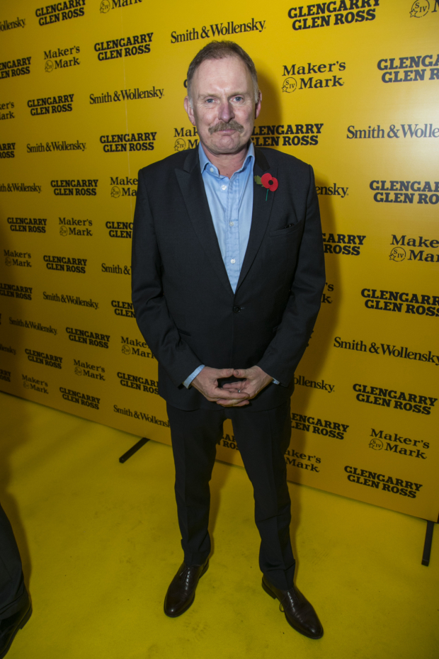 <p>Robert Glenister (Dave Moss)</p><br />© Dan Wooller for WhatsOnStage