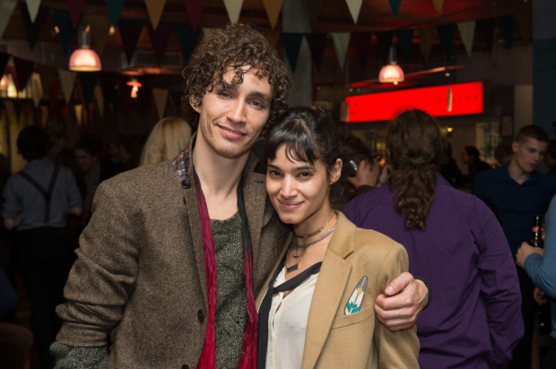 <p>Robert Sheehan and Sofia Boutella</p><br />© Trevor Aston