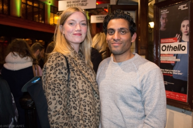 <p>Robyn Addison and Shane Zaza </p><br />© Andrew James