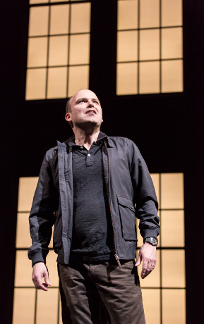 <p>Rory Kinnear won Best Actor for his performance in <em>Othello</em> at the National Theatre</p>