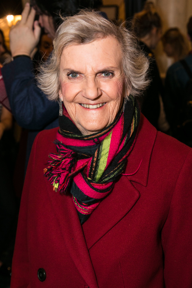 <p>Rosalind Knight</p><br />© Dan Wooller for WhatsOnStage