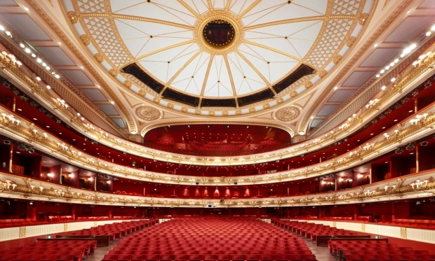 <p>Royal Opera House </p><br />© Peter Dazeley