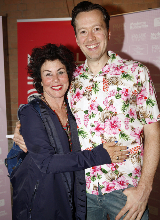 <p>Ruby Wax and Jez Bond</p><br />© Simon Annand