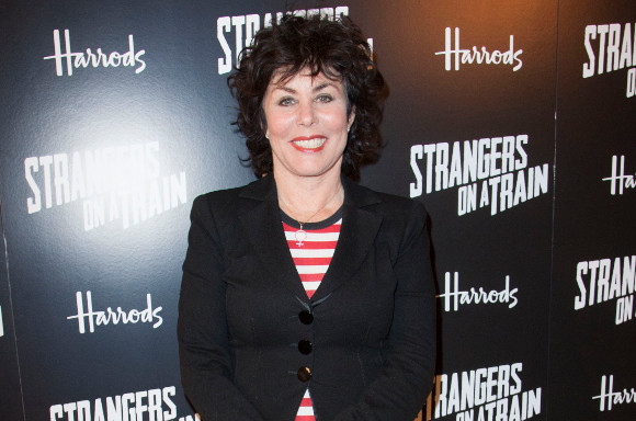 <p>Ruby Wax at the post-show party</p><br />© Dan Wooller
