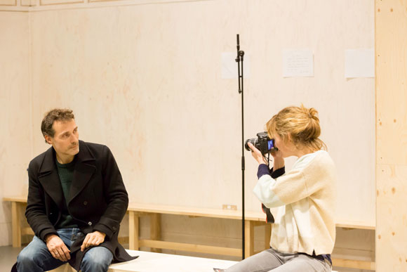 <p>Rufus Sewell and Nancy Carroll</p><br />© Johan Persson