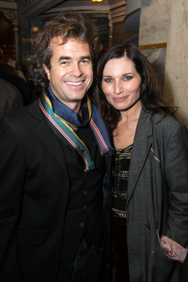 <p>Rupert Goold and Kate Fleetwood</p><br />© Dan Wooller for WhatsOnStage