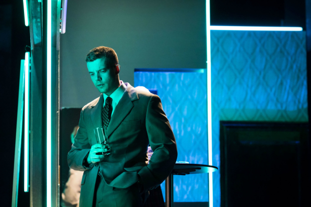 <p>Russell Tovey (Joseph Pitt) in <em>Angels in America - Millennium Approaches</em></p><br />(c) Helen Maybanks