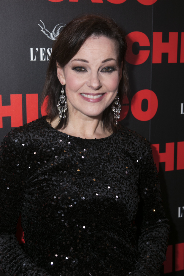 <p>Ruthie Henshall (Mama Morton)</p><br />© Dan Wooller for WhatsOnStage