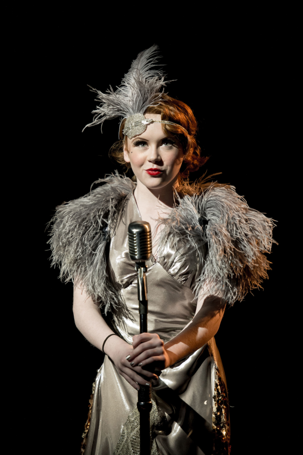 <p>Samantha Allison as Tallulah</p><br />Manuel Harlan