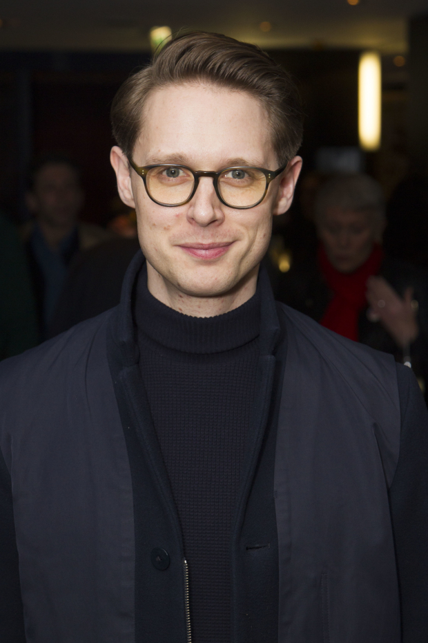 <p>Samuel Barnett</p><br />© Dan Wooller for WhatsOnStage