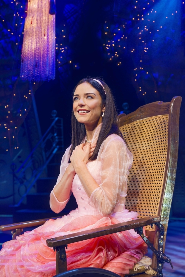 <p>Sarah McNicholas as Nessarose</p><br />© Matt Crockett