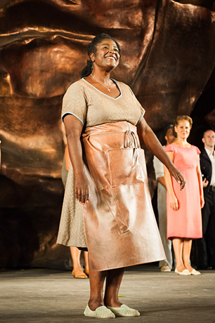 <p>Sharon D Clarke</p><br />© David Jenson