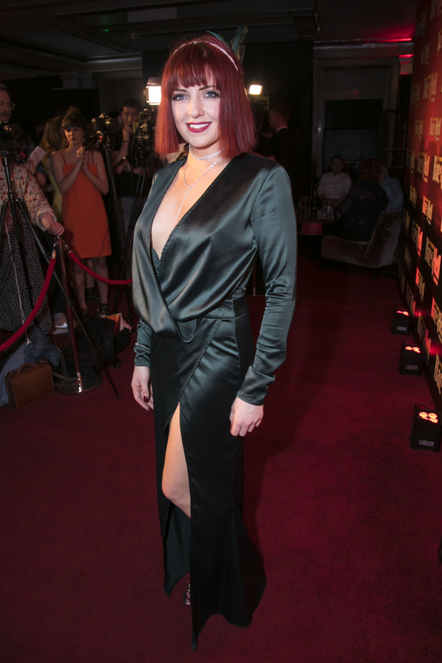 <p>Sharon Sexton (Sloane)</p><br />© Dan Wooller for WhatsOnStage