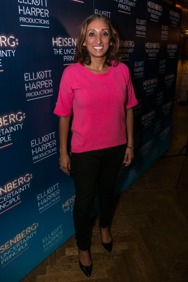 <p>Shazia Mirza</p><br />© Dan Wooller for WhatsOnStage