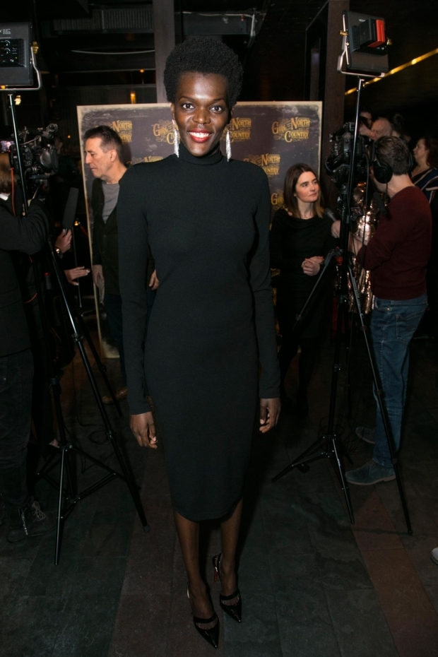 <p>Sheila Atim  (Marianne Laine)</p><br />© Dan Wooller for WhatsOnStage