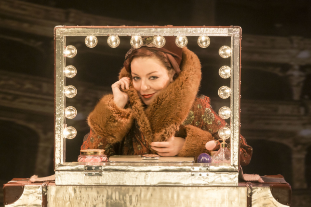 <p>Sheridan Smith (Fanny Brice)</p><br />© Johan Persson