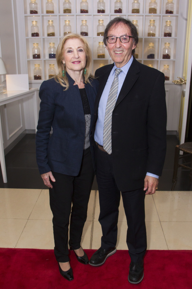 <p>Shirley Black and Don Black</p><br />© Dan Wooller for WhatsOnStage