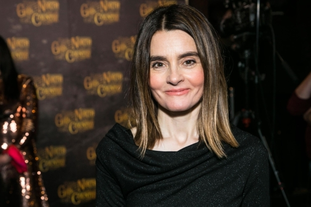 <p>Shirley Henderson (Elizabeth Laine)</p><br />© Dan Wooller for WhatsOnStage