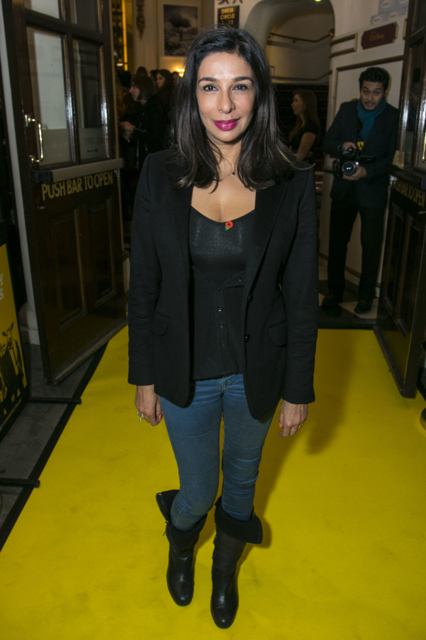<p>Shobna Gulati</p><br />© Dan Wooller for WhatsOnStage