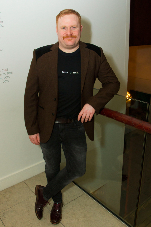 <p>Simon Holland Roberts (Butcher/Judge)</p><br />© Dan Wooller for WhatsOnStage