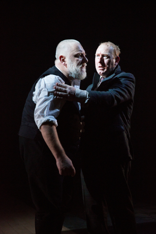 <p>Simon Russell Beale and Adrian Scarborough</p><br />© Mark Douet