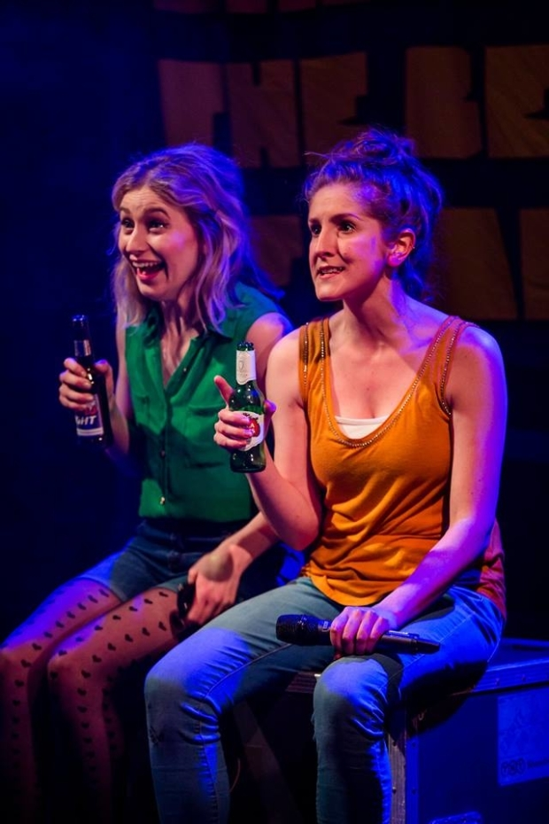<p>Sophie Clay and Madeleine MacMahon</p><br />© The Other Richard