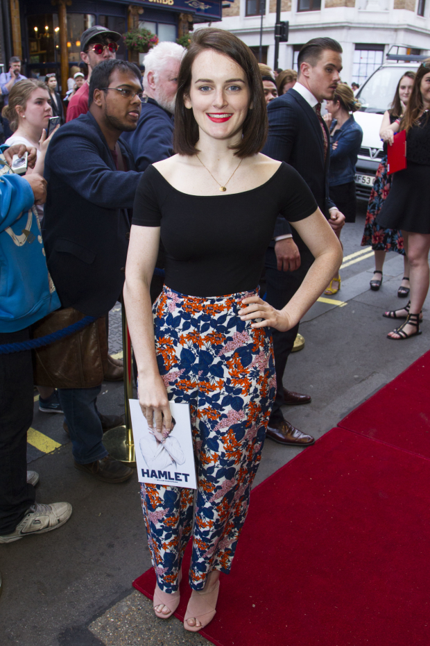 <p>Sophie McShera</p><br />© Dan Wooller for WhatsOnStage