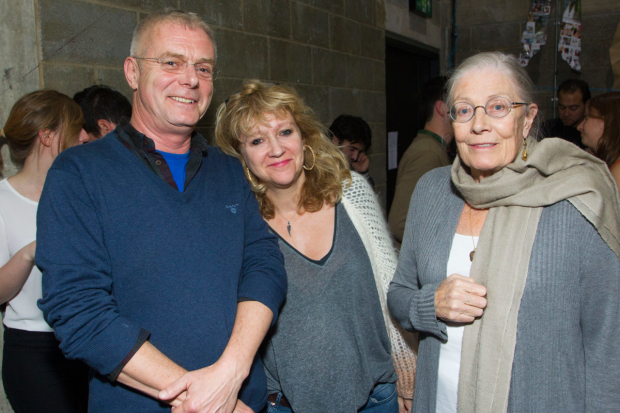 <p>Stephen Daldry, Sonia Friedman and Vanesssa Redgrave</p><br />© Dan Wooller for WhatsOnStage