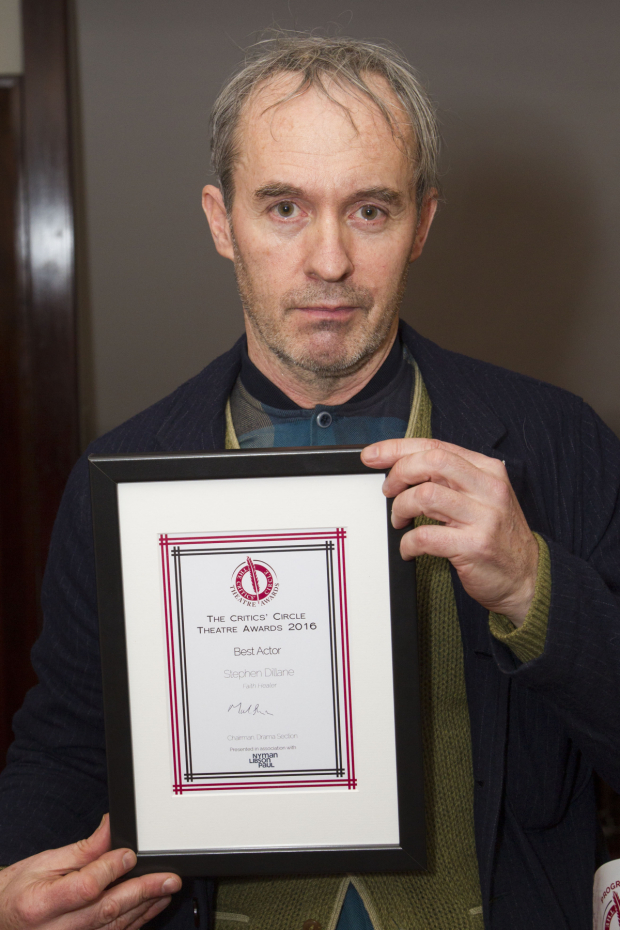 <p>Stephen Dillane</p><br />© Dan Wooller for WhatsOnStage