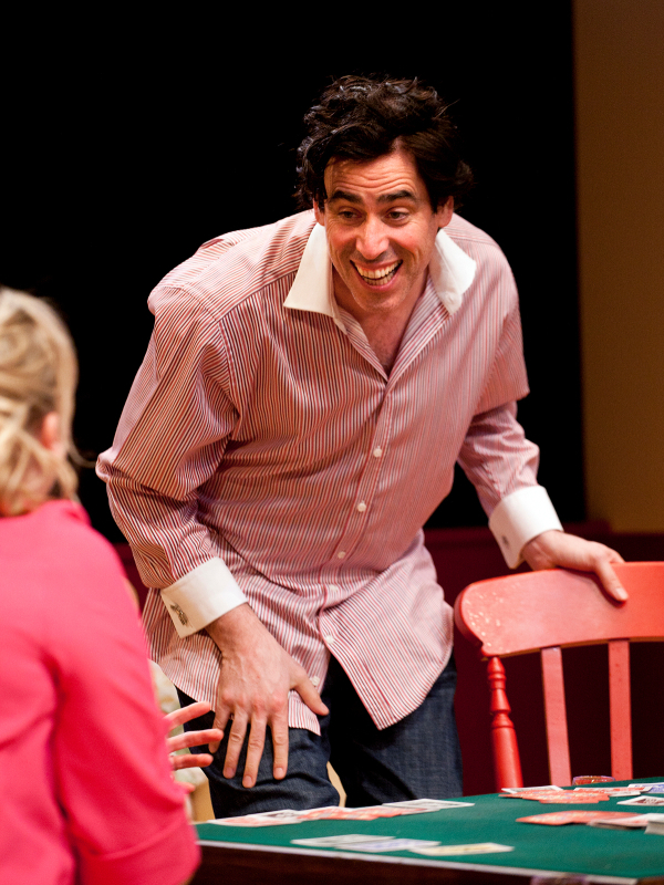<p>Stephen Mangan as Adam</p><br />Simon Annand