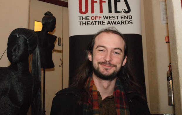 <p>Stewart Pringle (Winner of Best Artistic Director at The Old Red Lion)</p><br />© Anthony Ofoegbu