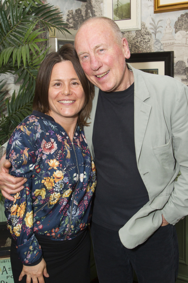 <p>Tabitha Timothy and Christopher Timothy (Jim Heeler)</p><br />© Dan Wooller for WhatsOnStage