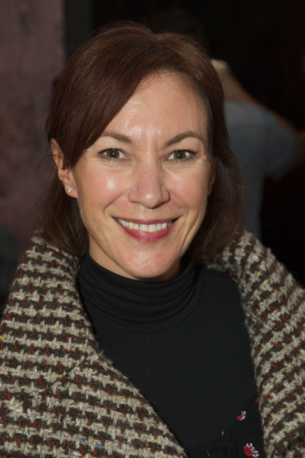 <p>Tanya Franks</p><br />© Dan Wooller for WhatsOnStage