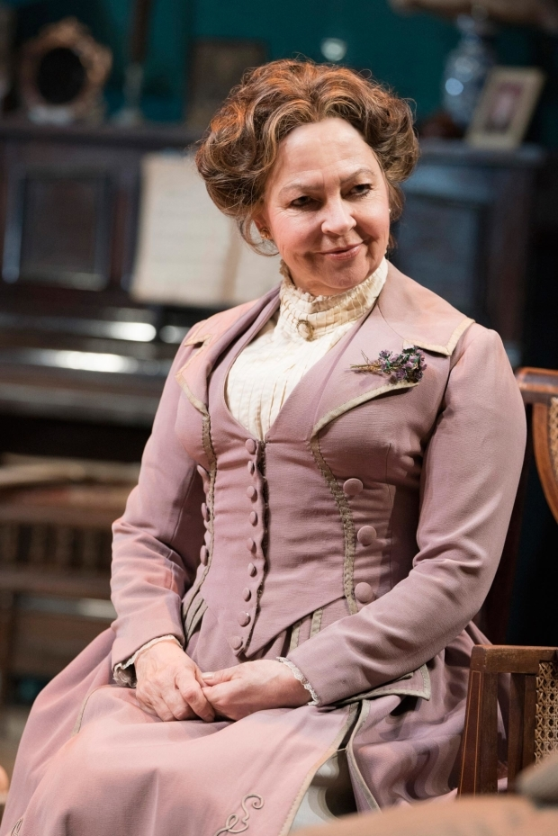 <p>Tessa Peake-Jones as Grace Winslow  in <em>The Winslow Boy</em></p><br />© Alastair Muir