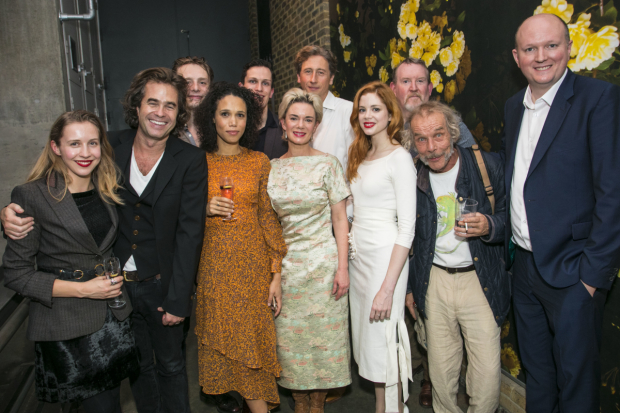 <p>The cast and crew of <em>Albion</em></p><br />© Dan Wooller