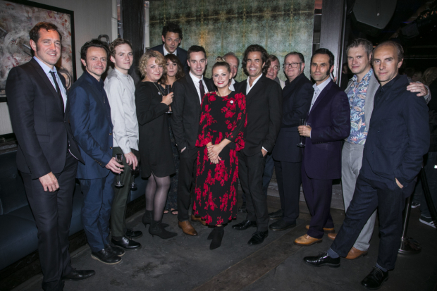 <p>The cast and crew of <em>Ink</em></p><br />© Dan Wooller