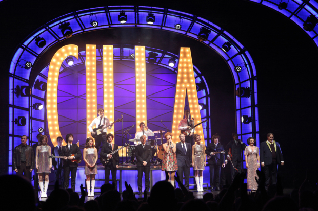 <p>The cast of <em>Cilla</em></p><br />© David Munn
