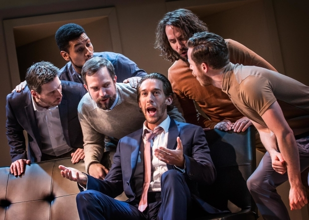 <p>The cast of <em>Company</em></p><br />© Pamela Raith