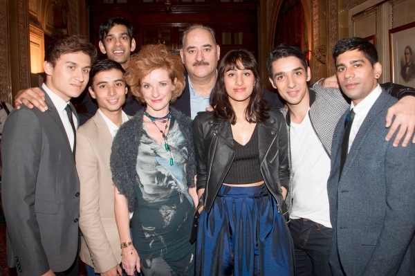 <p>The cast of <em>East is East</em></p><br />© Dan Wooller