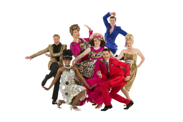 <p>The cast of Hairspray</p><br />© Martin Plasek Photography