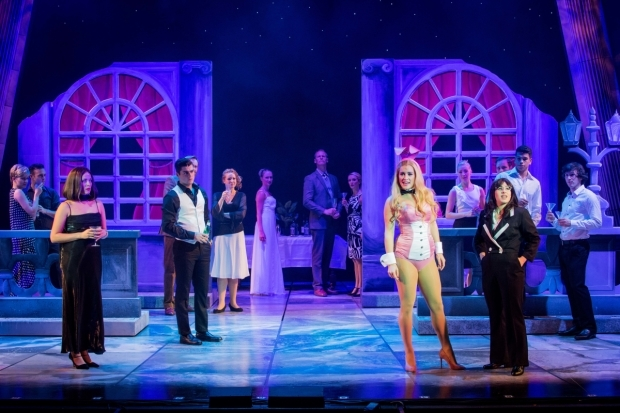 <p>The cast of <em>Legally Blonde</em></p><br />© Robert Workman