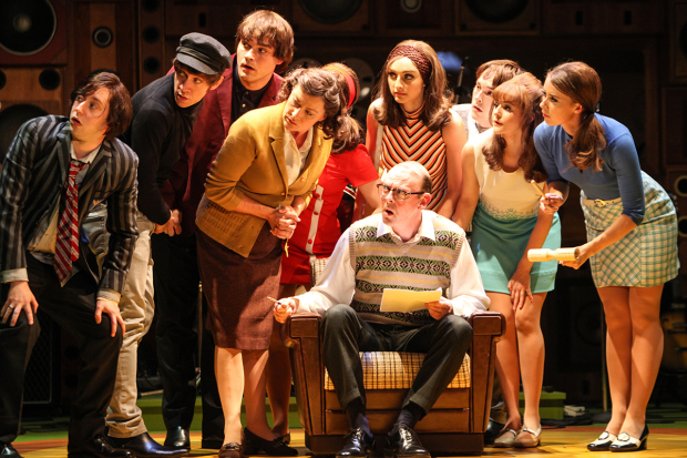 <p>The cast of <em>Sunny Afternoon</em> UK tour</p><br />© Kevin Cummins
