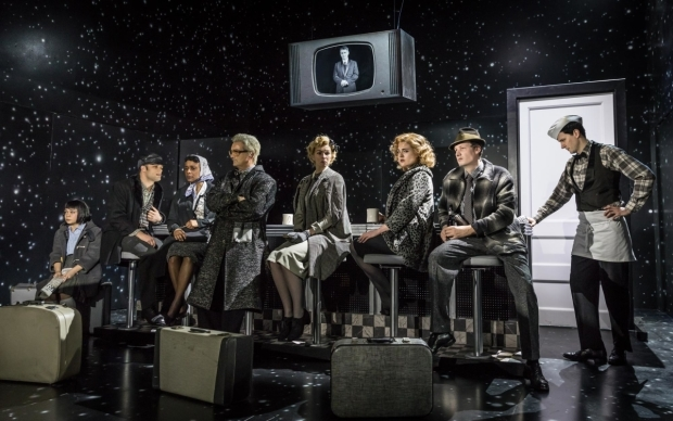 <p>The cast of <em>The Twilight Zone</em></p><br />©  Marc Brenner