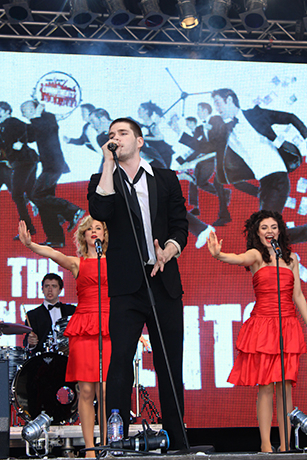 <p><em>The Commitments</em></p><br />© Ben Hewis
