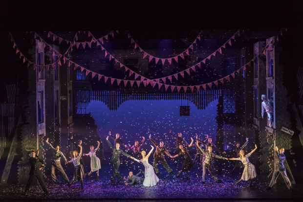 <p>The company of Matthew Bourne&#39&#x3B;s <em>Cinderella</em></p><br />© Johan Persson