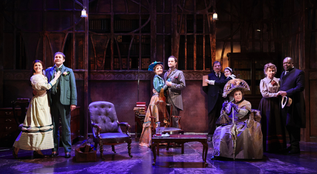 <p>The company of <em>The Importance of Being Earnest</em></p><br />© The Other Richard