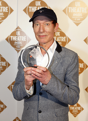 <p>The Stage Award for Outstanding Contribution to British Theatre - Paul Kerryson</p><br />© Pamela Raith