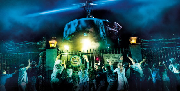 <p>The UK tour of <em>Miss Saigon</em></p><br />© Johan Persson