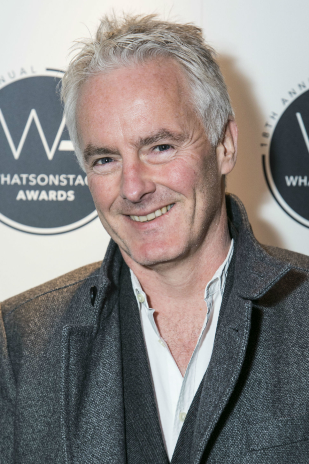 <p>Tim Firth</p><br />© Dan Wooller for WhatsOnStage