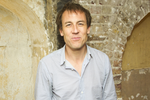 <p>Tobias Menzies</p><br />© Dan Wooller for WhatsOnStage